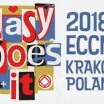 27-29/07/2018. Краков. 34 Евроконвенция